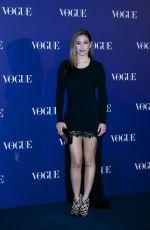 BLANCA SUAREZ at Vogue Joyas Awards 2015 in Madrid