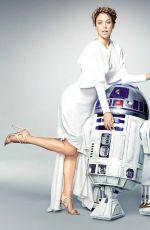 BLANCA SUAREZ in GQ Magazine, Spain December 2015 Issue
