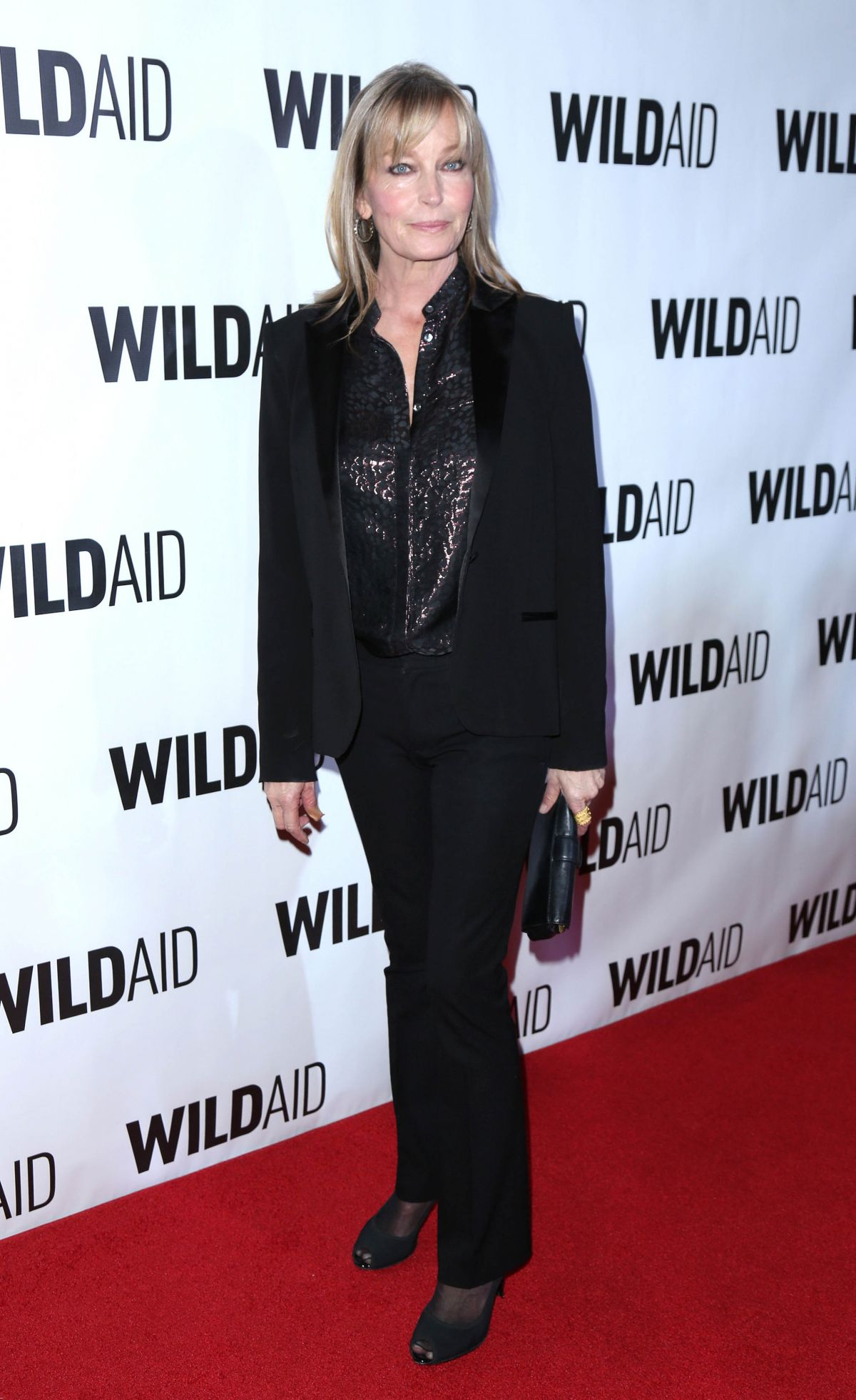 BO DEREK at Wildaid 2015 in Beverly Hills 11/07/2015