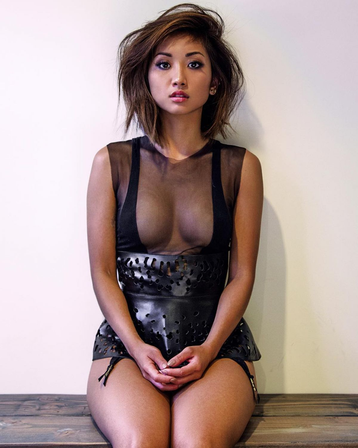Brenda song naked cartoon