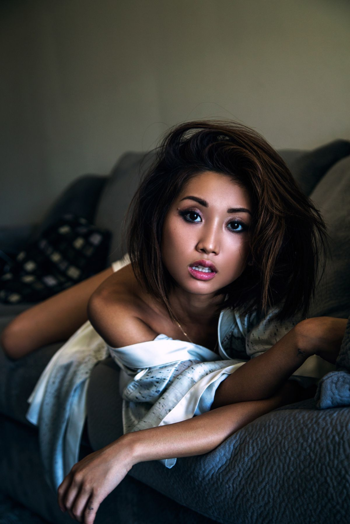 BRENDA SONG in Wetheurban Issue #10