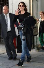 BRIDGET MOYNAHAN Arrives This Morning Show in New York 11/04/2015