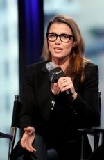 BRIDGET MOYNAHAN at AOL Studios in New York 11/13/2015