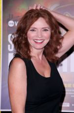 BRIGID BRANNAGH at Searching for Home: Coming Back from War Screening in Sherman Oaks 11/02/2015