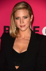 BRITTANY SNOW at T-Mobile Un-Carrier X 11/10/2015