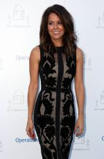 BROOKE BURKE at Petit Maison Chic Fashion Show in Beverly Hills 11/21/2015