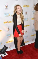 BROOKE SORENSON at 4th Annual Celebrity Stuff-a-thon in Los Angeles 11/07/2015