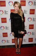 BROOKE SORENSON at Los Angeles LGBT Center 46th Anniversary Gala Vanguard Awards in Century City 11/07/2015