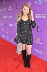 BROOKE SORENSON at P.S. Arts Presents Express Yourself 2015 in Santa Monica 11/15/2015