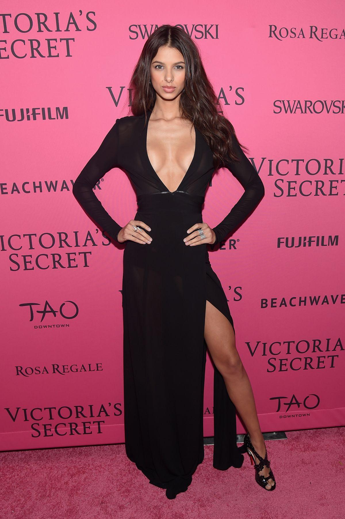 Bruna Lirio at Victorias Secret After Party @brunalirio