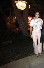 BRUTTANY SNOW at Lela Rose Los Angeles Dinner in Los Angeles 11/04/2015