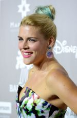 BUSY PHILIPPS at 2015 baby2baby Gala in Culver City 11/14/2015