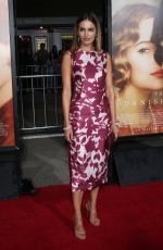 CAMILLA BELLE at The Danish Girl Premiere in Westwood 11/21/2015