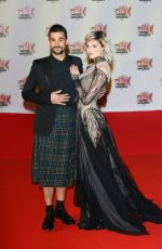 CAMILLE LOU at 17th NRJ Music Awards in Cannes 11/07/2015