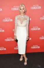 CARA SANTANA at SAG Foundation 30th Anniversary Celebration in Beverly Hills 11/05/2015