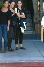 CARA SANTANA Out for Cofee in Los Angeles 11/17/2015