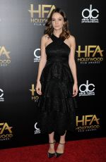 CAREY MULLIGAN at 2015 Hollywood Film Awards in Beverly Hills 11/01/2015