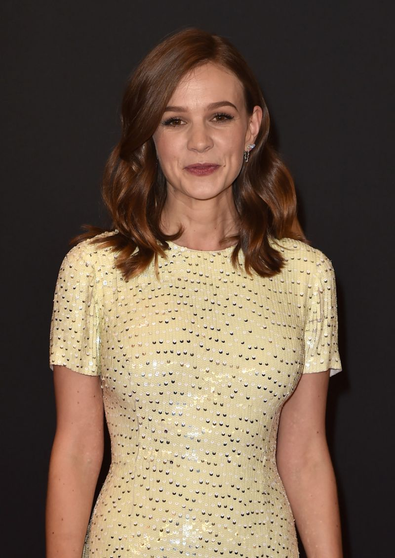 CAREY MULLIGAN at 7th Annual Governors Awards in Hollywood 11/14/2015 ... Carey Mulligan