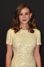 CAREY MULLIGAN at 7th Annual Governors Awards in Hollywood 11/14/2015
