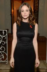 CAREY MULLIGAN at Focus Features Reception for Suffragette in Los Angeles 11/08/2015