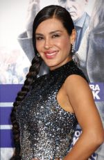 CARLA ORTIZ at Our Brand Is Crisis Premiere in Hollywood 10/26/2015