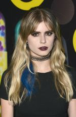 CARLSON YOUNG at Just Jared Halloween Party in Hollywood 10/31/2015