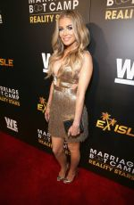 CARMEN ELECTRA at Marriage Boot Camp Reality Stars and Ex-isled Premiere in Los Angeles 11/19/2015