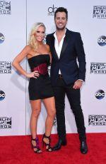 CAROLINE BOYER at 2015 American Music Awards in Los Angeles 11/22/2015