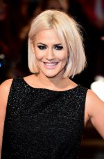 CAROLINE FLACK at ITV 60th Anniversary Gala in London 11/19/2015