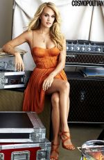 CARRIE UNDERWOOD in Cosmopolitan Magazine, December 2015 Issue