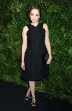 CARSON MEYER at Museum of Modern Art Film Benefit Honoring Cate Blanchett in New York 11/17/2015