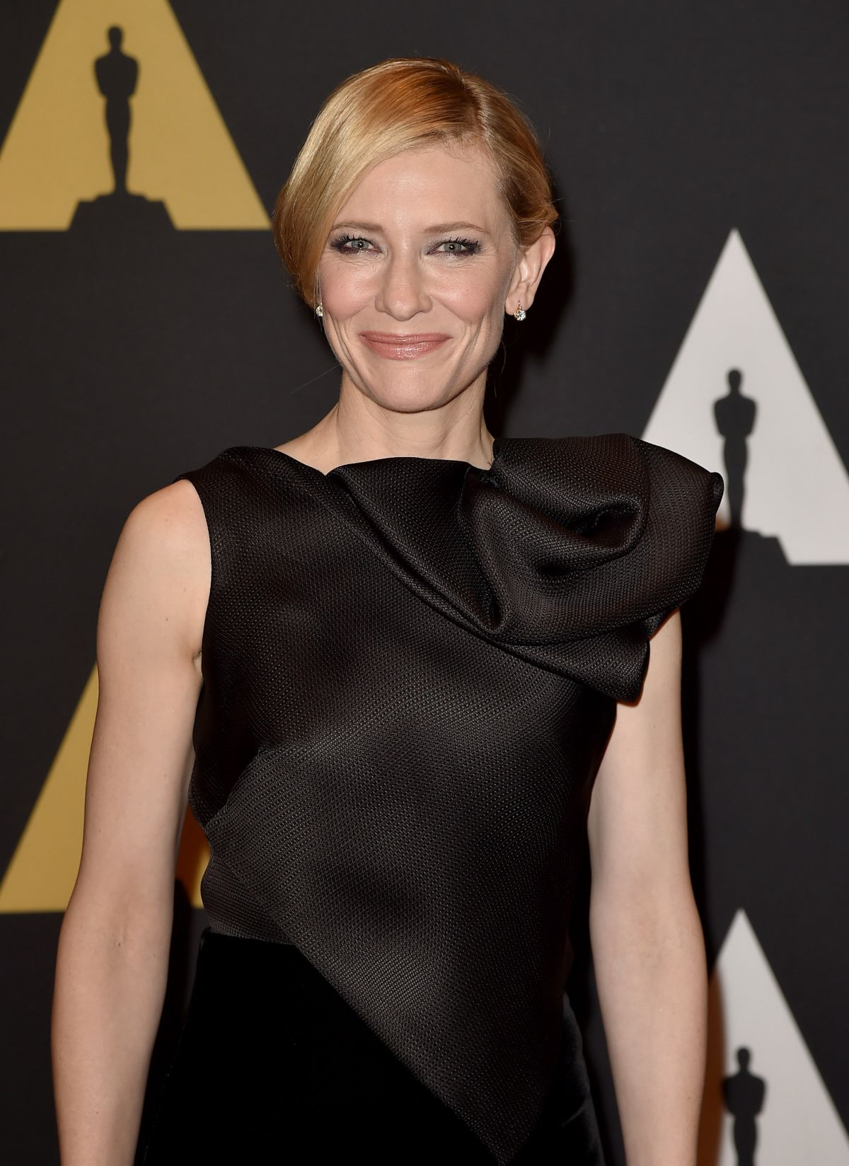 CATE BLANCHETT at 7th Annual Governors Award in Hollywood 11/14/2015