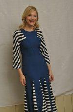 CATE BLANCHETT - Carol Portrait in Beverly Hills 11/13/2015