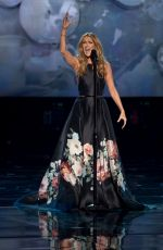 CELINE DION at 2015 American Music Awards in Los Angeles 11/22/2015