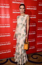 CHARLIE WEBSTER at Winter Comedy Gala in Aid of Actionaid in London 11/17/2015