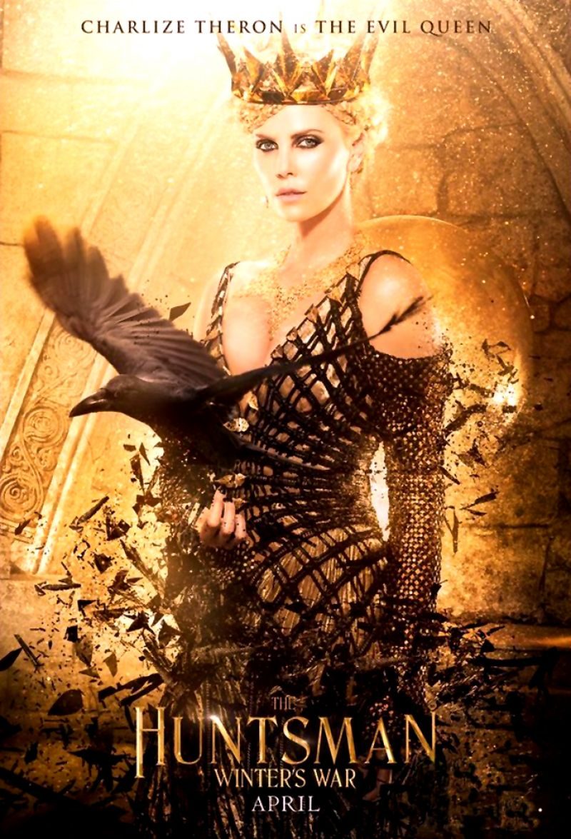 CHARLIZE THERON - The Huntsman Winter