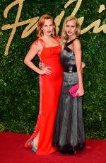 CHARLOTTE DELLAL at 2015 British Fashion Awards in London 11/23/2015