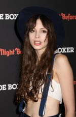 CHARLOTTE KEMP MUHL at The Night Before Premiere in New York 11/16/2015
