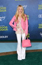 CHARLOTTE ROSS at The Good Dinosaur Premiere in Hollywood 11/17/2015