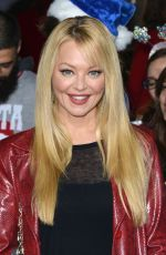 CHARLOTTE ROSS at The Night Before Premiere in Los Angeles 11/18/2015