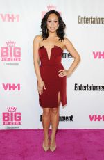 CHERYL BURKE at VH1 Big in 2015 With Entertainment Weekly Awards in West Hollywood 11/15/2015