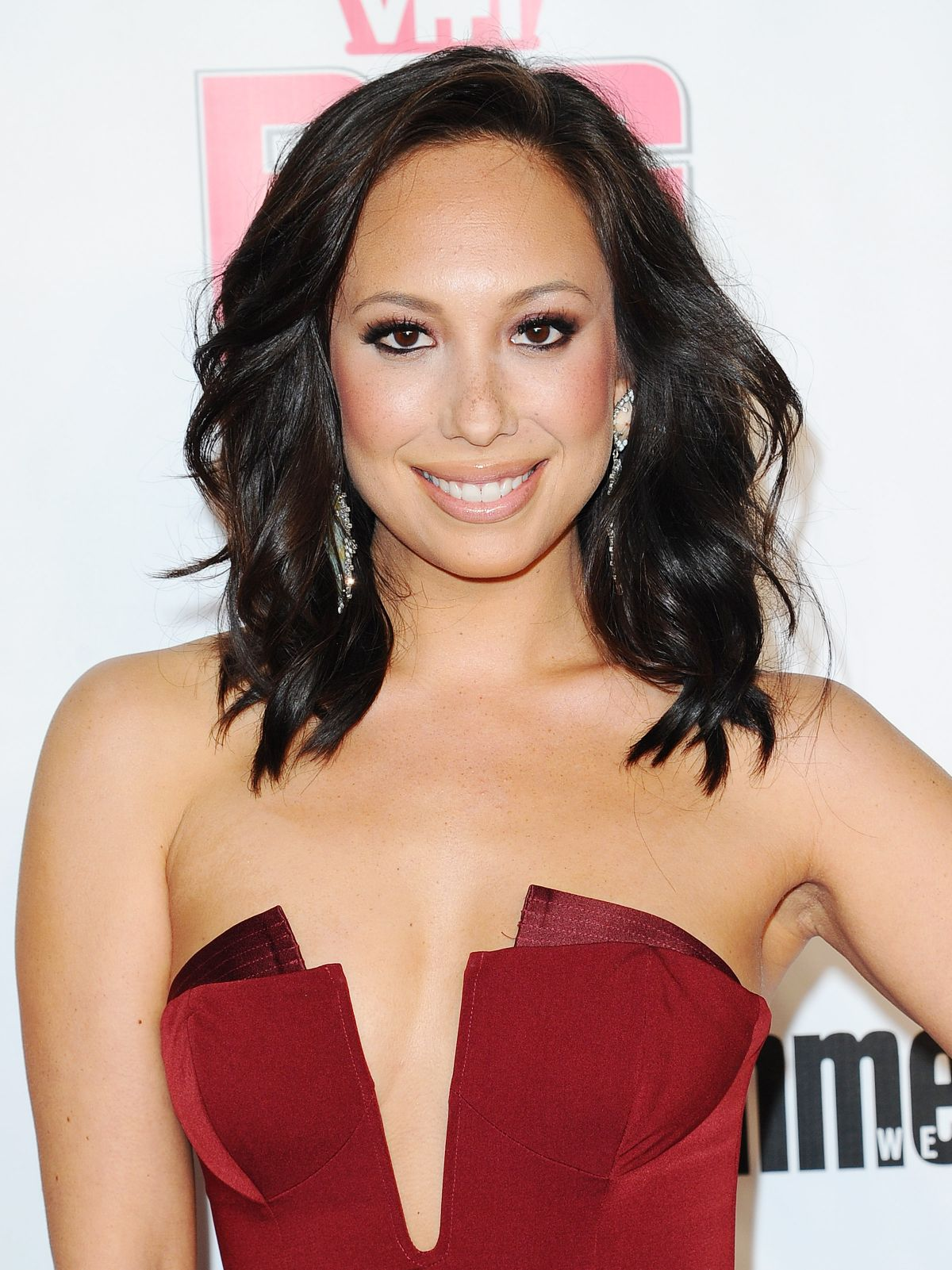 CHERYL BURKE at VH1 Big in 2015 With Entertainment Weekly ... Cheryl Burke