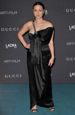 CHINA CHOW at LACMA 2015 Art+Film Gala Honoring James Turrell and Alejandro G Inarritu in Los Angeles 11/07/2015