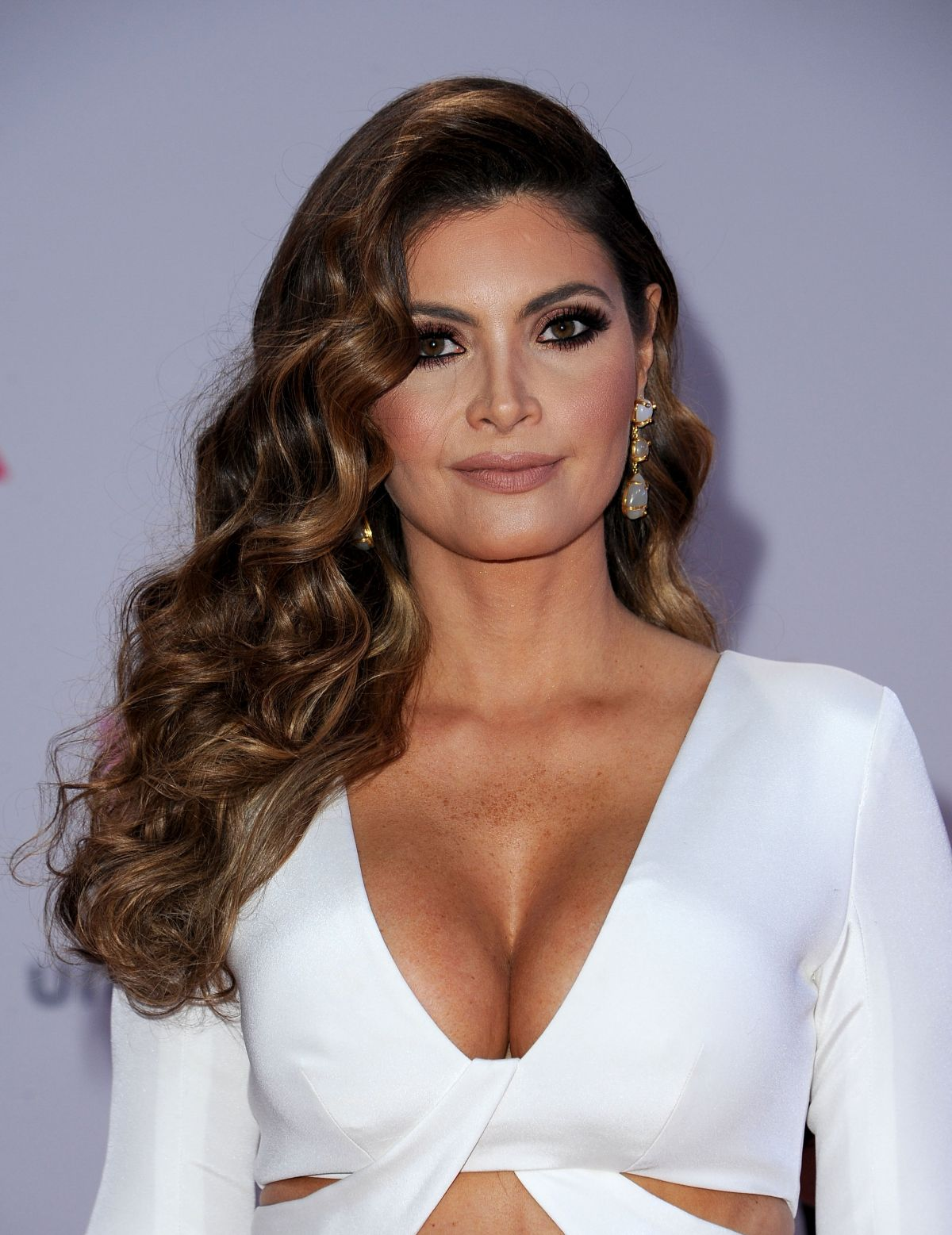 CHIQUINQUIRA DELGADO at 2015 Latin Grammy Awards in Las Vegas 11/18/2015