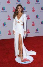 CHIQUINQUIRA DELGADO at 2015 Latin Grammy Awards in Las Vegas 11/18/2015