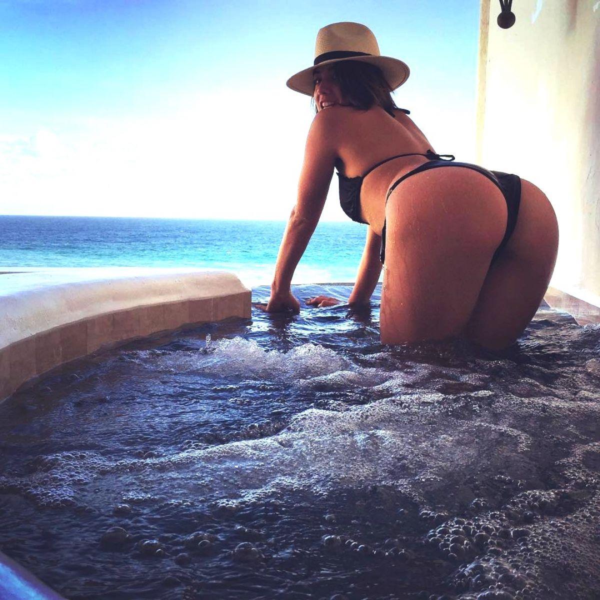 CHLOE BENNER in Bikini - Instagram Picture