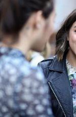 CHLOE BENNET at Madewell Denim Recycling Drive in Beverly Hills 11/06/2015