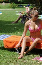 CHLOE GOODMAN in Bikni on Holiday in Gran Canaria 11/08/2015