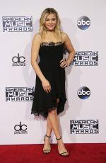 CHLOE MORETZ at 2015 American Music Awards in Los Angeles 11/22/2015