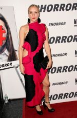 CHLOE SEVIGNY at #Horror Premiere in New York 11/18/2015